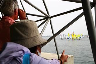 大鵬灣帆船生活節一連10天 遊客圍繞濱灣之星漫遊好愜意