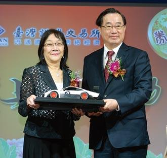 證交所董座許璋瑤:奔牛行情到 市值增8.74兆