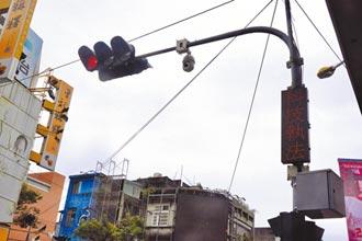 花蓮中山路科技執法5月15日上路