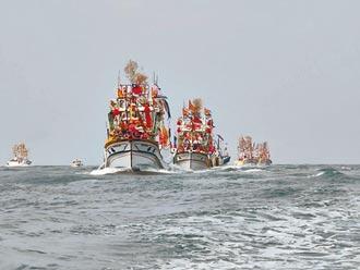 4年1度海上會香 安平鬧熱滾滾