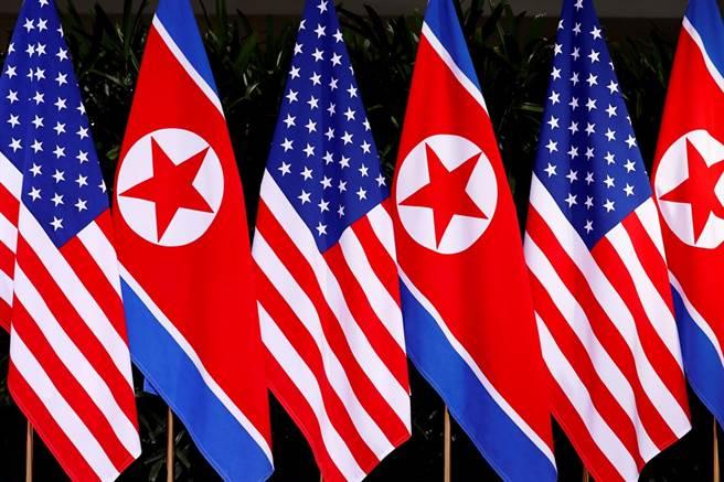 美國總統拜登在國會演說中形容北韓的核子計畫構成「嚴重威脅」,北韓2日回嗆拜登發言「犯了大錯」,警告美國將面臨「惡化、無法控制的嚴重危機」。(圖/路透社)