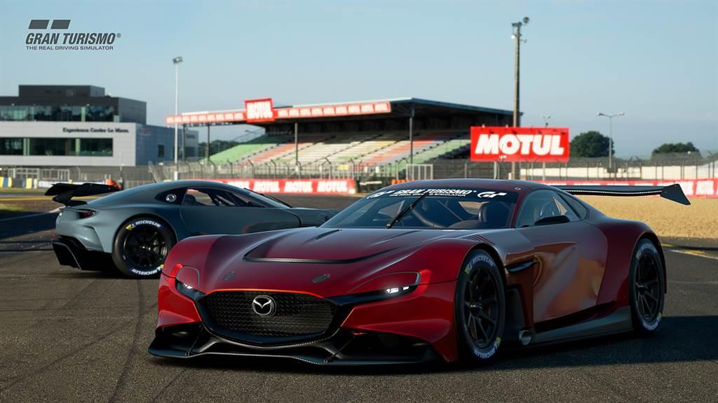 競技虛擬化終成事實 Gran Turismo Sport 正式列奧林匹克運動賽事指定項目