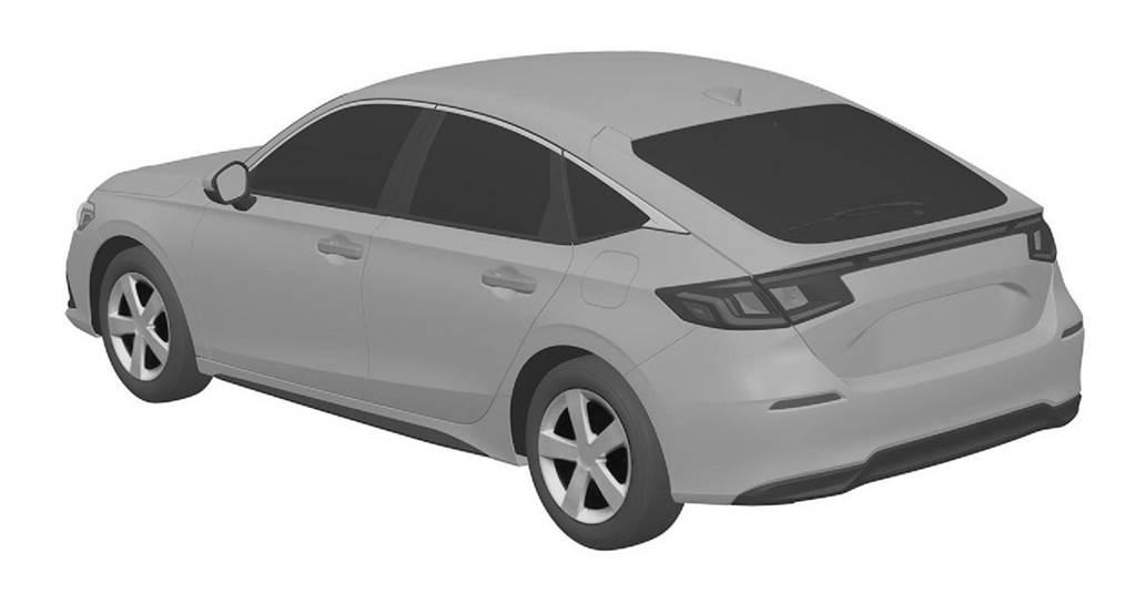 Honda CIVIC Hatchback 11代將加入 e:HEV 油電混合動力、只限日本、中國與歐洲市場!