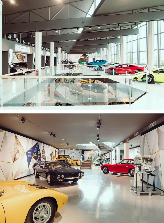 Lamborghini MUDETEC博物館再度恢復營業 並依疫情規定管制參觀人數