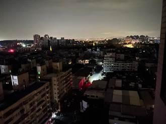 桃園凌晨大停電  清晨已復電 民眾一度受困電梯待救 中壢工業區受波及