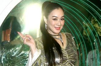 50歲鍾麗緹未P生圖現原形 不老神話破功驚呆網