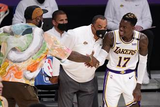 NBA》湖人又告急!薛洛德觸發健康與安全協議停賽