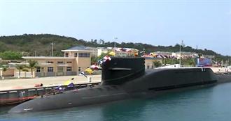 陸秀094A長征18潛艦  武裝巨浪-3射程覆蓋全美