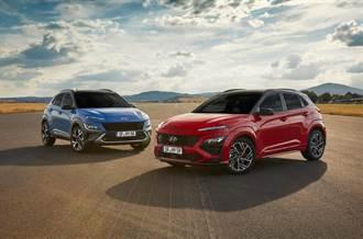 5/11 正式發表,Hyundai 小改款 Kona/Kona N Line 即將改變小型 SUV 生態