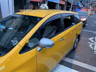 北市計程車運將不願迴轉 酒客毆傷司機互控傷害