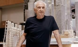 簡秀枝》92歲Frank Gehry忙到沒辦法退休的原因