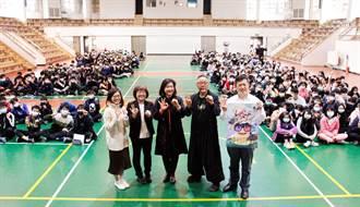 《看見台灣之後》系列活動 累積超過4萬名師生參與