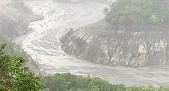 德基水庫水位略升 盼週三鋒面帶來雨量