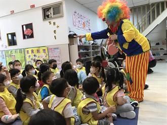 教養院生和幼兒園共融學習 牙牙不再痛痛