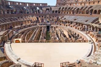 羅馬競技場將修復地板 重現2000年前盛況