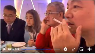 與趙映光聚餐影片遭爆 徐國勇怒問:哪個政治人物合照要看良民證?