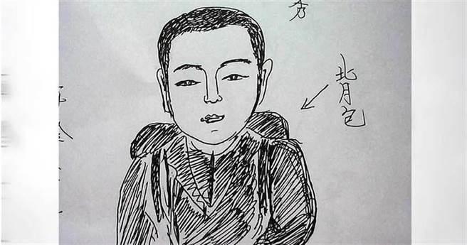 警方曾公佈歹徒畫像,希望民眾提供線索。(中時資料照)
