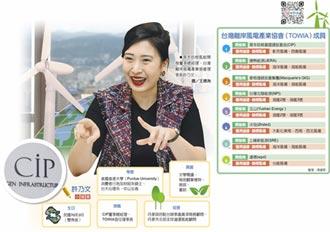 台灣離岸風電產業協會理事長 許乃文 籲政府補貼風電台廠