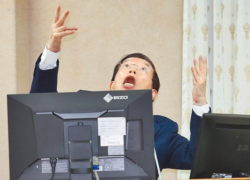 駐日代表謝長廷。(本報資料照片)