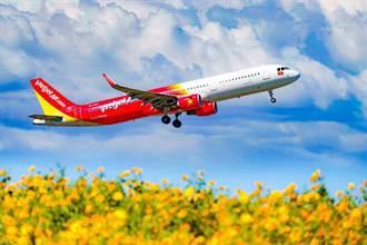 越捷航空2020年賺約0.84億台幣