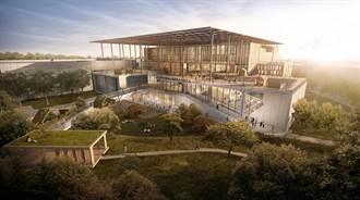 國圖南館2024完工啟用 迎城市400周年重大地標