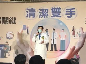 台灣進入社區感染第一級 黃立民籲民眾:提高警覺