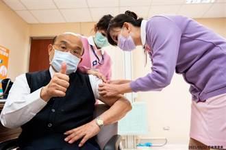 諾富特染疫擴大 蘇貞昌稱疫苗效果好:拜託大家一定要打