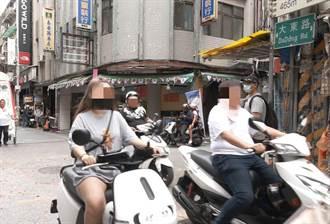 【獨家】士林遶境機車竄、未戴安全帽 警方狂開21張單嚇阻