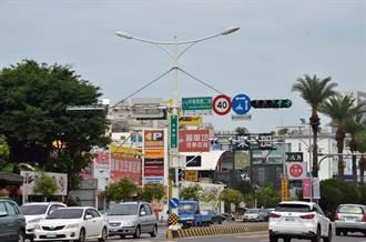 台南等紅燈的時間變長 交通局調整尖峰時段周期拉長為140秒