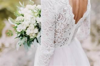 傳新娘婚紗清涼照給小女警:快跑出來了 已婚所長降職今生效