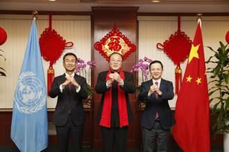 大陸出任安理會5月輪值主席 陸常駐聯合國代表:認真履行職責