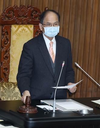 修憲委員會不能再拖 立院三黨團決議17日召開首次會議選召委