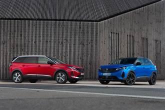 小改款 Peugeot 3008/5008 開始接單、售價 133.9 萬起,預計 6 月實車到港
