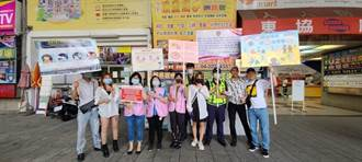 中市勞工局宣導 雇主及移工防疫不能大意