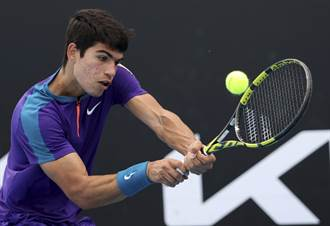 網球》要跟偶像納達爾對決 17歲小將好興奮