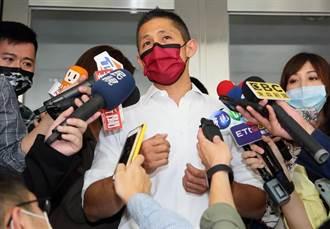吳怡農公開向黑道宣戰 鄭麗文酸他只是花瓶、肌肉練假的