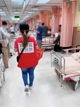 看見老老急診照護需求 奇美醫急診室首推鐘點照服員