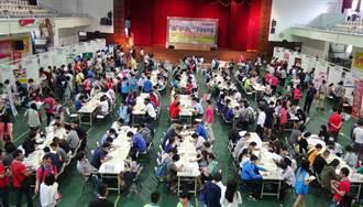 勞動部雲嘉南分署周末大型徵才 近4成職缺30K起跳