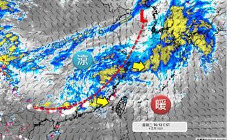 首波梅雨明通過台灣 2地區迎大雨 中南部難解渴
