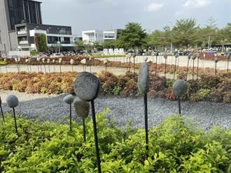 中市府鼓勵綠美化 花園、稻浪、裝置藝術拚創意