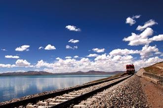 中美鐵路大賽