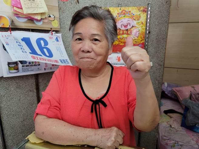 台南73歲情趣阿嬤爆紅,曝開業35年遇無數怪客。(照片/游定剛 拍攝)