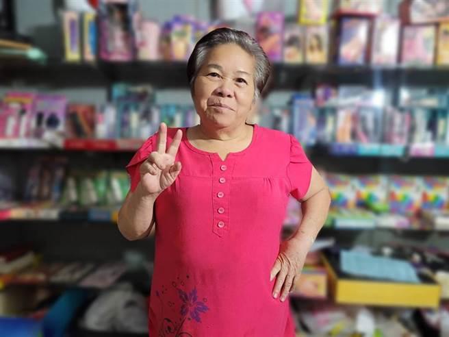 林阿嬤三度罹癌,上月(25)日將經營35年老店歇業。(照片/游定剛 拍攝)