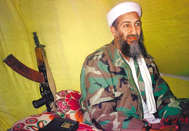 5月2日,是美軍狙殺「基地」恐怖組織領袖賓拉登10周年。美國總統拜登表示,永遠不會忘記這一刻。(美聯社)