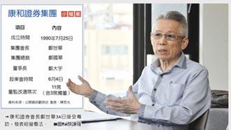 鄭世華:康和證應回歸專業治理