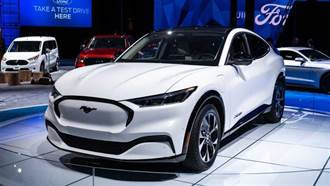 Mach-E 成功拉到新客人:七成電動野馬車主是第一次買福特