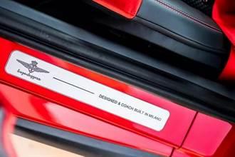 Touring Superleggera 將以首款中置跑車迎接品牌成立 95 週年
