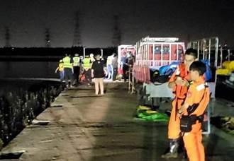 父子雙雙墜中彰大橋 里長痛揭原因:吃消夜出意外