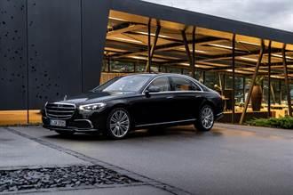 賓士新年式S-Class導入8缸動力新車款
