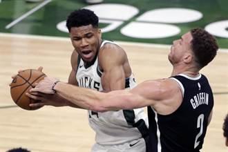 NBA》末節1比18攻勢崩盤 籃網遭公鹿逆襲撞傷